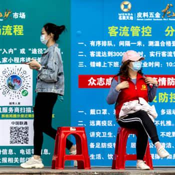Kina kämpar om teknologins herravälde - det här kan det leda till