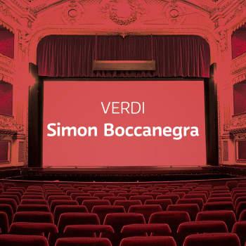 Verdin ooppera Simon Boccanegra
