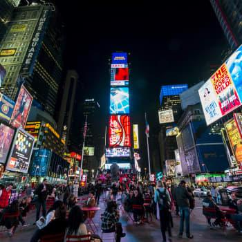 Avsnitt 1/8: Så låter New York