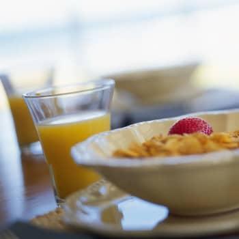 Frukost hos statsministern