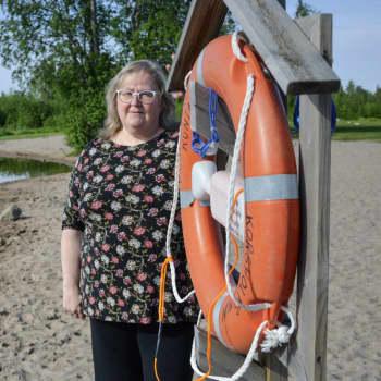 Simskolor populära i sommar – Folkhälsan i Korsholm verkar få rekordantal deltagare