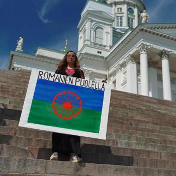 Oikeus hengittää - romaniasiat muun rasismikeskustelun rinnalle