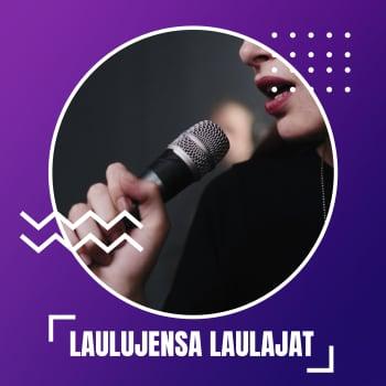 Laulujensa laulajat