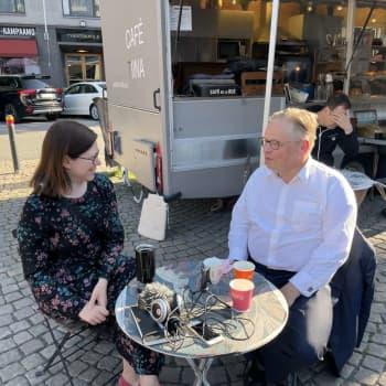 Valduell: Diktator eller demokrat? Helsingfors toppkandidater till borgmästarposten möts i valduell