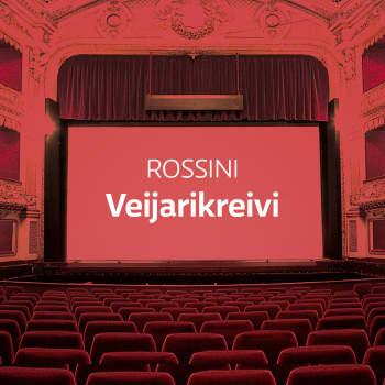 Rossinin ooppera Veijarikreivi