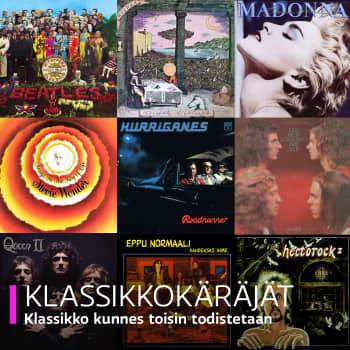 5.6. - Katriina Honkanen, Jake Nyman ja Timo Rautiainen