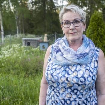 Kainuun äänikuningatar kuntavaaleissa on kajaanilainen Eila Aavakare, ps.