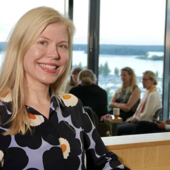 Kokoomuksen Linda Brandt-Ahde sai puolueessaan kolmanneksi eniten ääniä