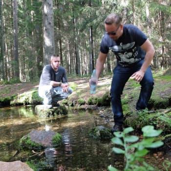Suomalaisen luonnon pyhät paikat