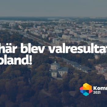 Kommunalvalet i Åboland i 5 snabba punkter - här är det du behöver veta