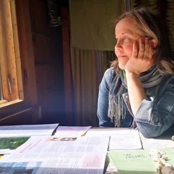Sari Nyman sairastaa levinnyttä rintasyöpää ja teki animaation kokemuksistaan ja tunteistaan