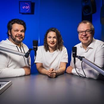 Blind Channel Euroviisujen finaaliin /Viisut leviävät Euroopasta muualle