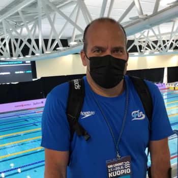 """Uinnin valmennuspäällikkö Tommi Pulkkinen: """"Laji on kuin kullanhuuhdonta, laadukkaasta massasta jää haaviin kultahippuja"""""""