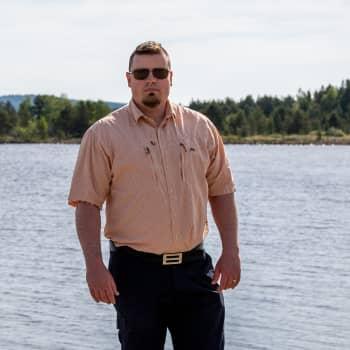 """""""Rauhallinen ympäristö auttaa tekemään parempia päätöksiä"""", – lohestus houkutti pirkamaalaisen Toni K. Laineen, 35, Inariin k"""