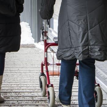 Vanhuspalveluiden tilanne tehostetun valvonnan jälkeen