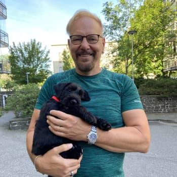 """Ulf Månsson reflekterar över Prides ursprung: """"De var en liten grupp aktivister"""""""