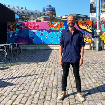 """Ville Relander ska öppna restaurang i nyrenoverade Hagnäs saluhall nästa sommar: """"Det känns pirrigt men priviligierande"""""""