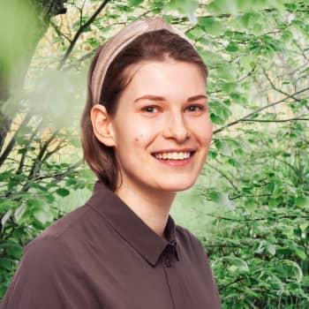 Interkönade Sara Jakobsén om att se ut som kvinna men biologiskt vara man