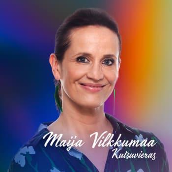 Maija Vilkkumaa – Luota tarinaan ja anna sen johtaa