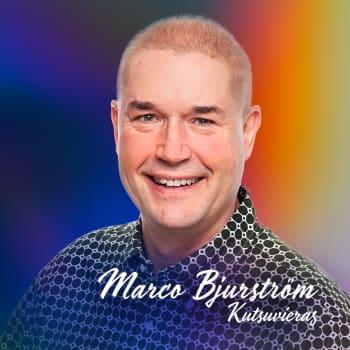 Marco Bjurström – Olen saanut kannatella muita