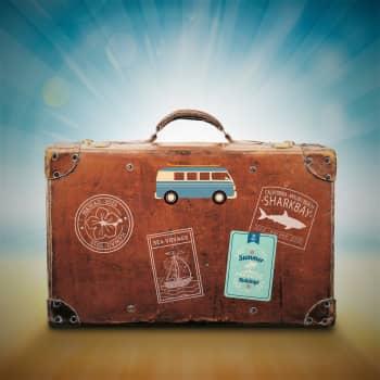 Lomailun ja matkailun historia