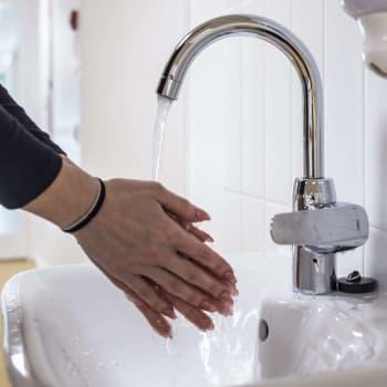 Konenäkö ja tekoäly tukemaan hyvää käsihygieniaa?