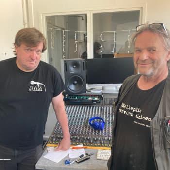Musiikkistudioilla tehdään edelleen levyjä soundin takia, vaikka tekniikka on helpottanut kotiäänityksiä
