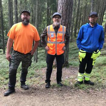 Suomen kansallispuistot pyörivät vankityövoimalla, jota ilman moni puisto jouduttaisiin sulkemaan