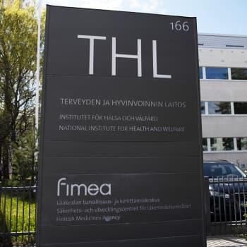 Eduskunnan apulaisoikeusasiamiehen moitteet THL:lle
