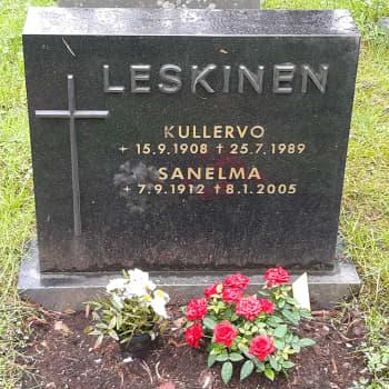 Mestariampuja Kullervo Leskinen