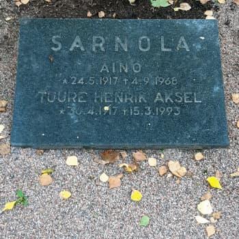 Thure Sarnola - maalivahtivalmennuksen uranuurtaja