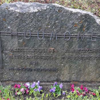 Ari Huumonen - lempeä kiekkojätti
