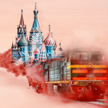 Väyläviraston johtaja Markku Nummelin: Venäjällä rautatieliikenne toimii ja matkustaminen on helppoa