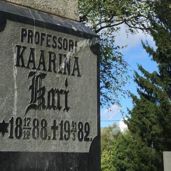 Professori Kaarina Kari