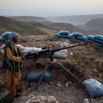 """Afganistanin taisteluissa uusi vaihde - """"Jos kaupungit menetetään, se on lopun alkua"""""""