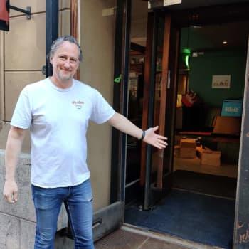 """""""Det kommer att vara tufft"""" - krögaren Niklas Engblom är orolig för vad de kommande restaurangrestriktionerna innebär för hösten"""