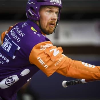 Sotkamon Jymyn Joni Rytkönen pelaa varman päälle ja jättäytyy Itä–Länsi-ottelusta sivuun