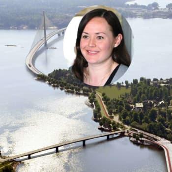 SFP vill ersätta Kronobroarna med elfärjor - politikerna ska nu besluta om broarnas kostnadsökning på 71 miljoner