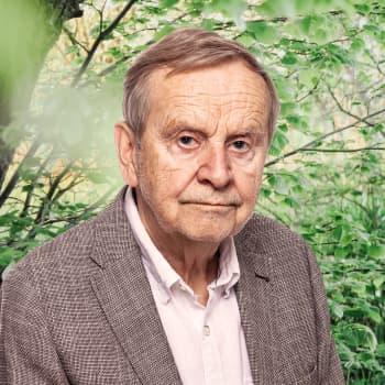 Författaren Johan Bargum om vemod, augustimörker och tacksamhet