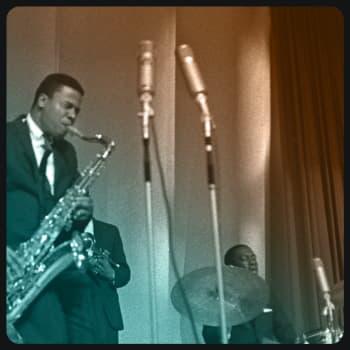 Art Blakey and The Jazz Messengers Kulttuuritalolla 12.2.1962