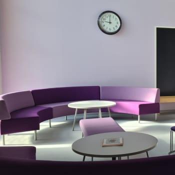 Pargas svenska gymnasium inleder terminen på ny adress