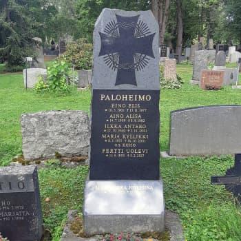 Pertti Paloheimo - Pispalan Tarmo