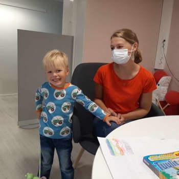 Barn i Karleby med i coronavaccinstudie