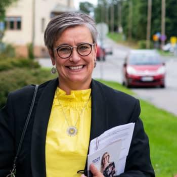 Medborgarinstitutet Almas rektor berättar om höstterminen