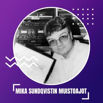 Mika Sundqvistin muistoajot