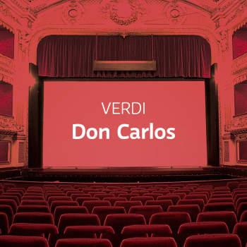 Verdin ooppera Don Carlos