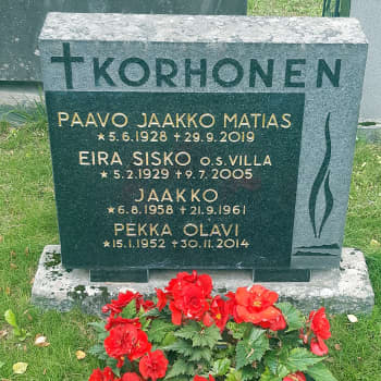 Paavo Korhonen - MM-Paavo