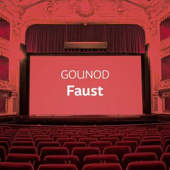 Gounod'n ooppera Faust