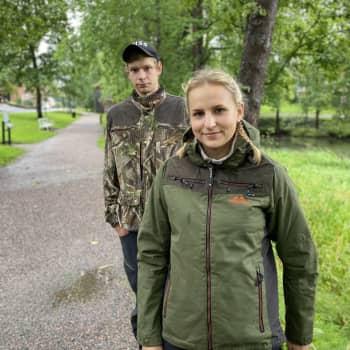Unga jägare: Välj noga ut vitsvansarna som ska fällas