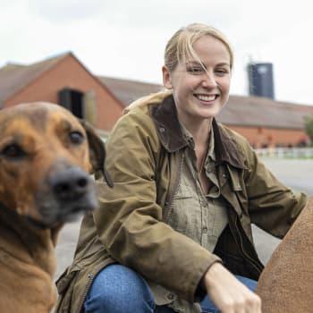 Ellen Rydbeck palasi maailmalta maanviljelijäksi sukutilalle